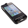 Auzentech Black i.Fuzen HP1 Dual Audio, Power & Protection For iPhone4
