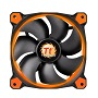 Thermaltake 140mm Riing 14 Orange LED 1400RPM Fan