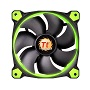 Thermaltake 120mm Riing 12 Green LED 1500RPM Fan