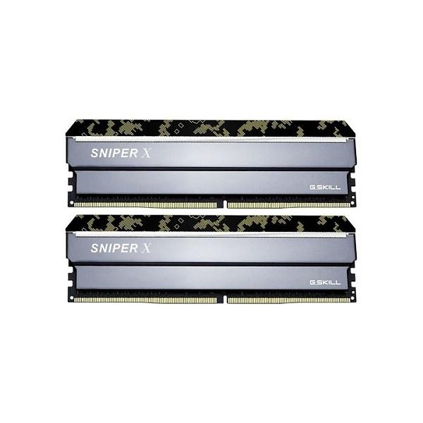 G.Skill DDR4-2400 16GB Dual Channel [Sniper X] F4-2400C17D-16GSXK