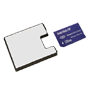 Memory Stick Duo MSD to CF CompactFlash Card Adapter Type II