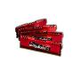 G.Skill DDR3-1866 16GB Quad Channel [RipjawsZ] F3-14900CL9Q-16GBZL
