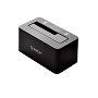 "Orico Black 6619US3 Single Bay USB3 2.5"" & 3.5"" SATA Drive Dock"