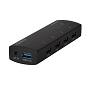 Orico Black 4 Port USB3 Powered Hub (AL)