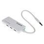 Orico White 3 Port USB3 Hub With SD & TF Card Reader (PL)